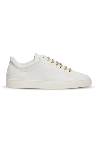 Neven Low Birch Sneakers in White