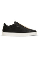Neven Low Slate Sneakers in Black with White Sole thumbnail
