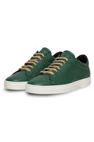 Neven Low Sneakers in Green with White Sole thumbnail