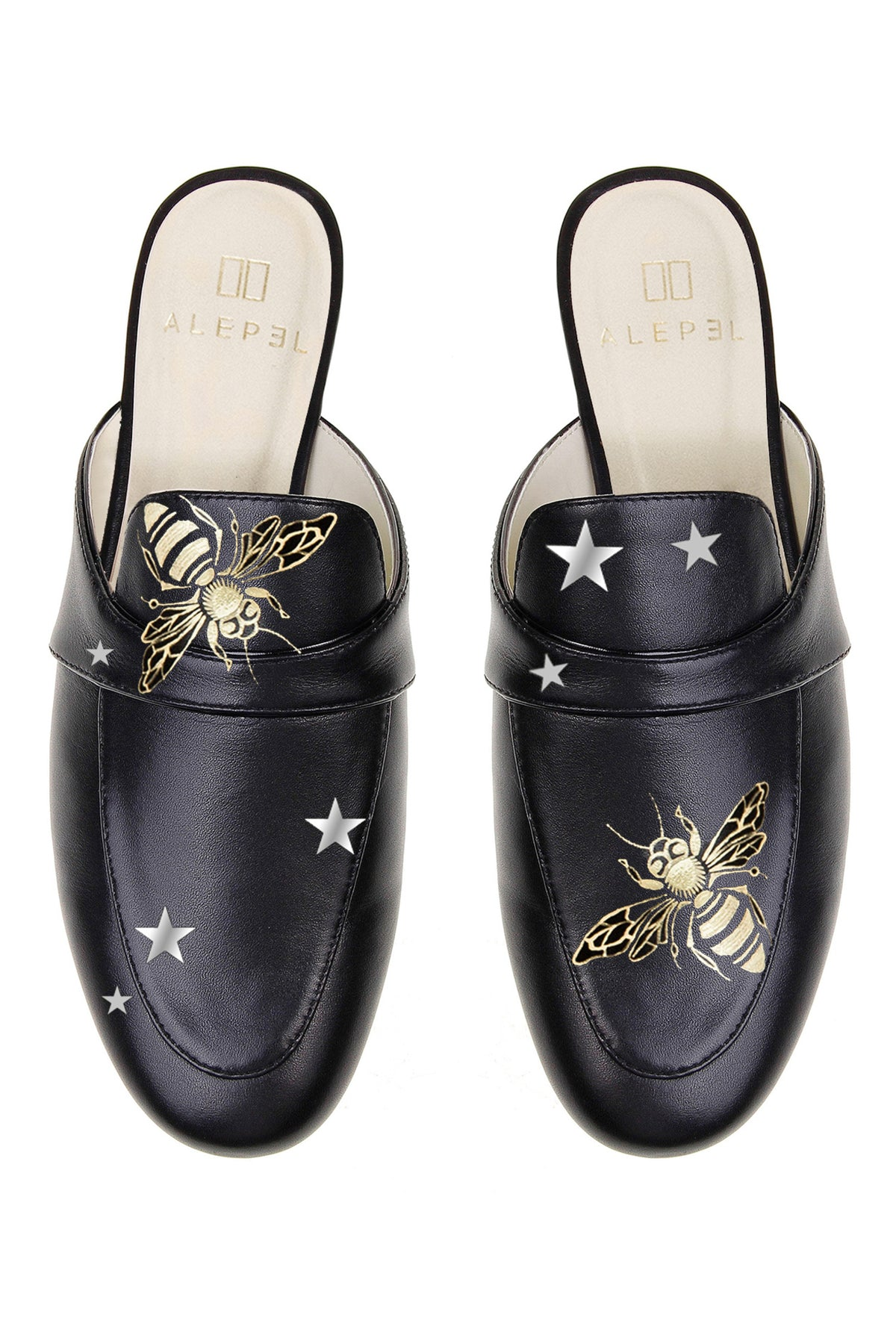 Queen Bee and Stars Mule
