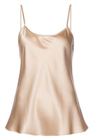 Liquid Silk Cami Tank in Blush thumbnail