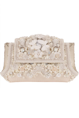CATHARSIS Clutch in Ivory