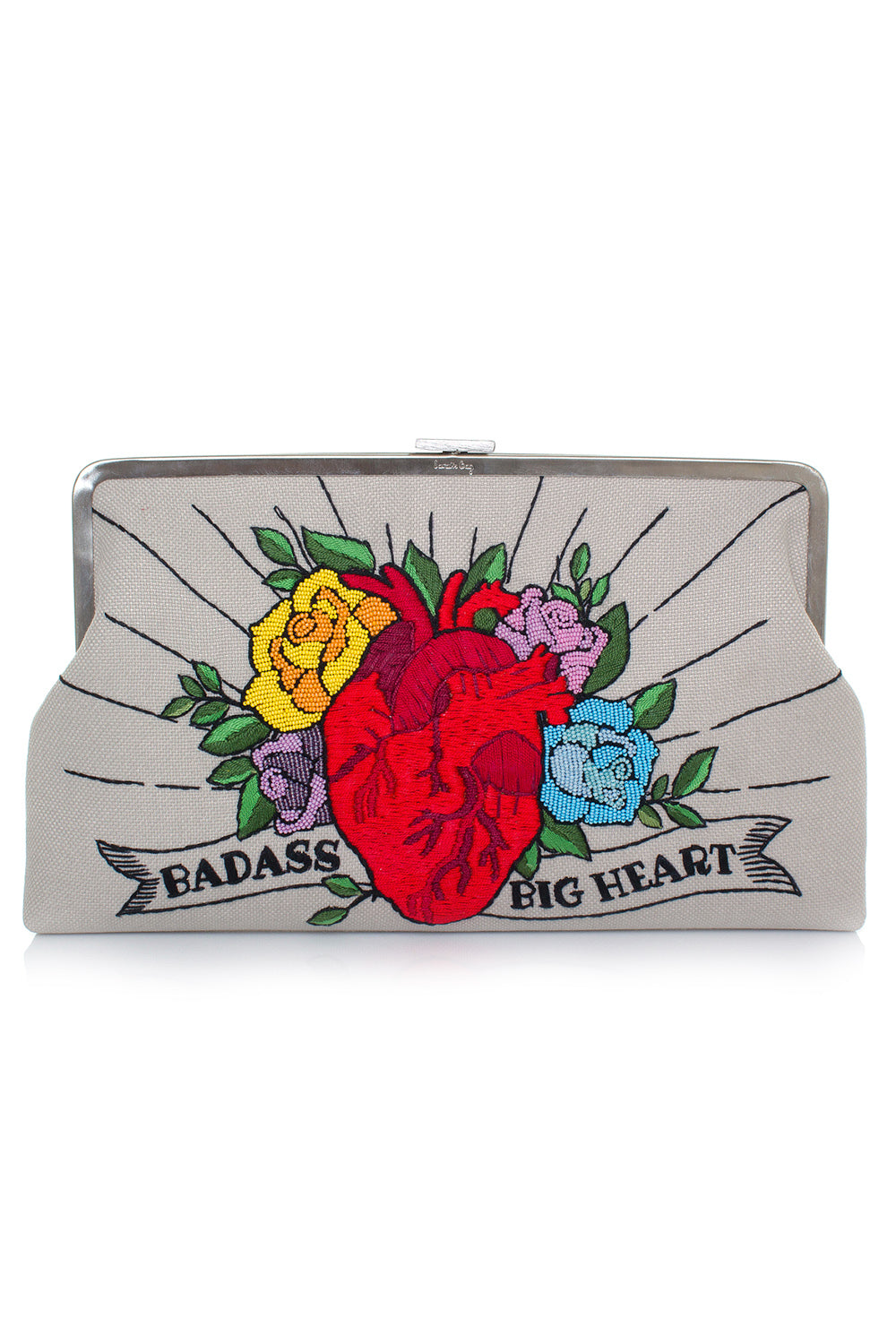 Corazon Clutch Me Bag