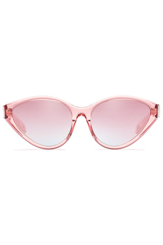 Lynx 03 Sunglasses in Crystal Pink