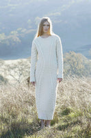 Mt. Tam Sweater Dress in Natural thumbnail