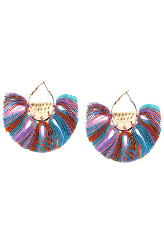 The Pamela Earrings in Multi