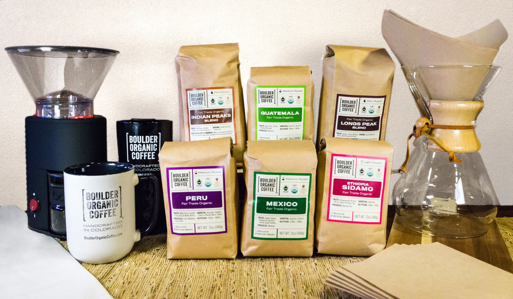 Enter to Win a Year of Organic Hand-Crafted Coffee!