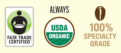 Boulder Organic Coffee - Certified Organic - Fair Trade - Specialty Grade