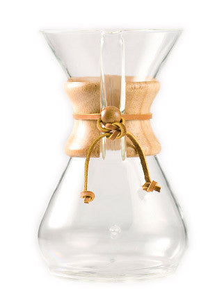 Chemex Coffee Maker - 8 Cup - CM-8A