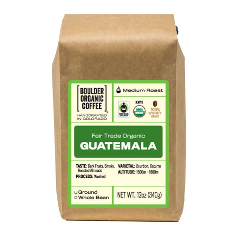 Guatemala Fair Trade & Organic