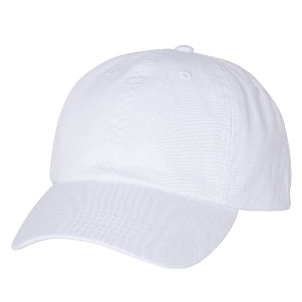 white champion hat