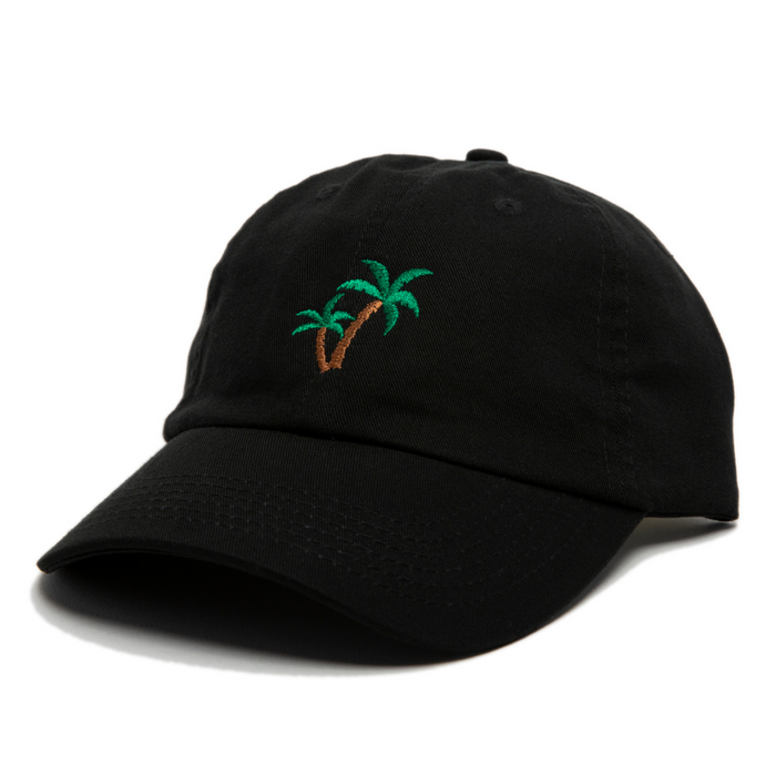 palm tree baseball hat
