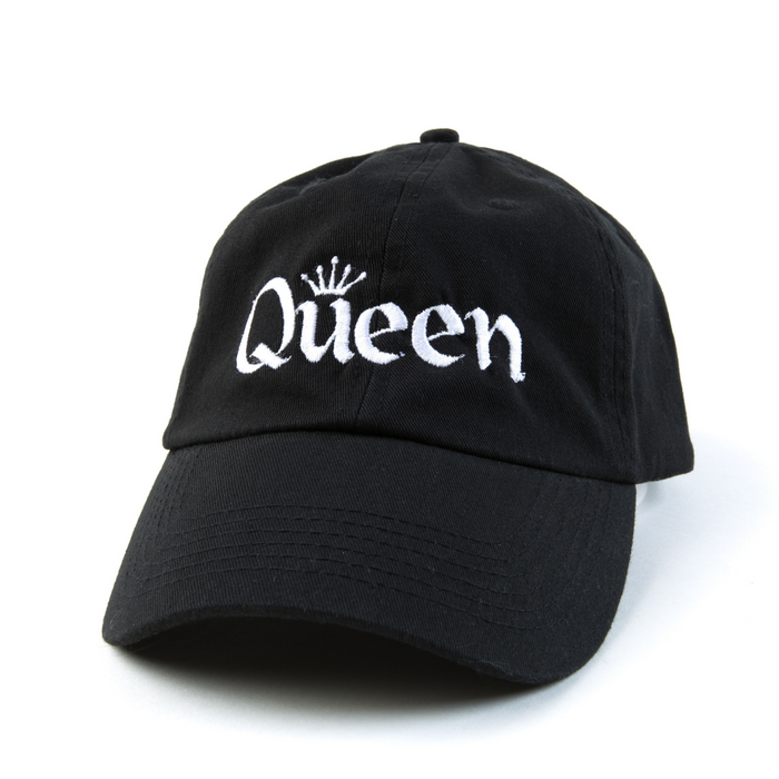 queen baseball hat