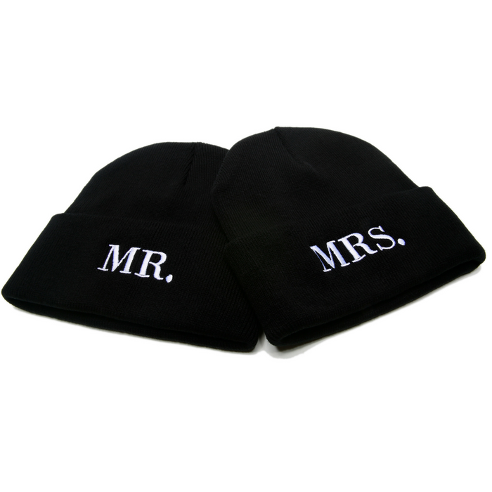 mr and mrs hats