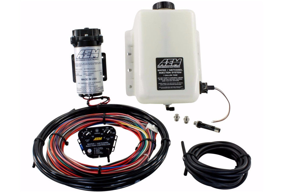 AEM Electronics Water/Methanol Injection Kits 30-3300 - Evolution of Speed