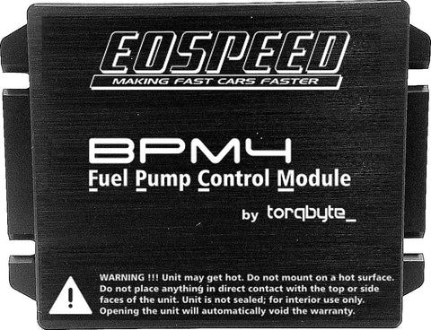 BPM4 Low Pressure Fuel Pump Controller EKP replacement