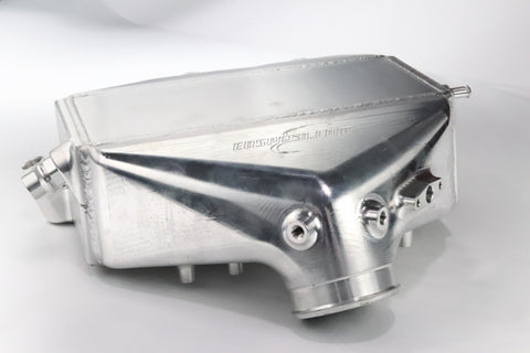 Evolution of Speed S55 M3/M4/M2 Comp Upgraded Top Mount Intercooler Full Billet