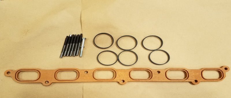 Phenolic Spacer For N54/N55 and S55 - Evolution of Speed