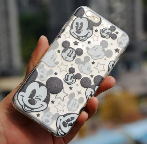 Mickey Super Cute iPhone Case - Shopy Bay