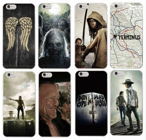 The Walking Dead iPhone & Galaxy Case