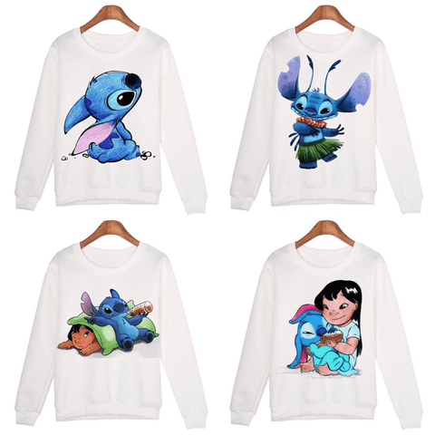 Adorable Cartoon Sweater