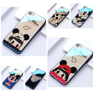 Shinny Cartoon iPhone Case