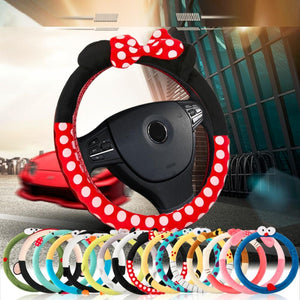 Fashionable  Steering Wheel Cover