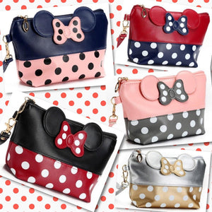 Charming Polka Dot Purse