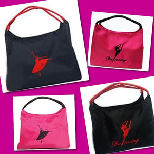 Ballet Embroidered Cute Bag