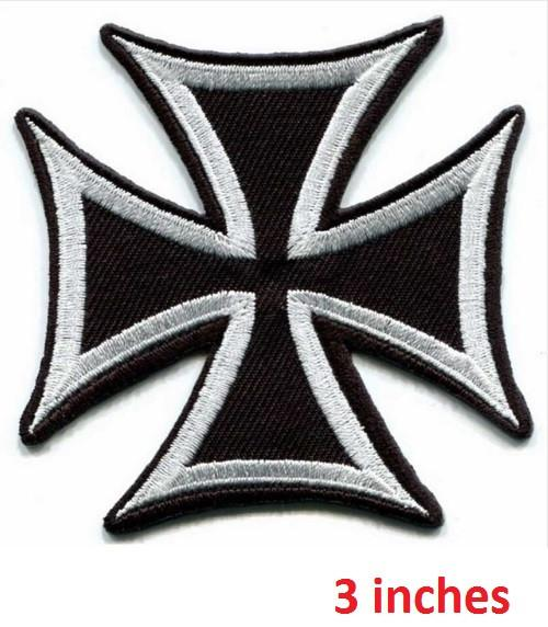 Cross Bikers Patch - Shopy Bay