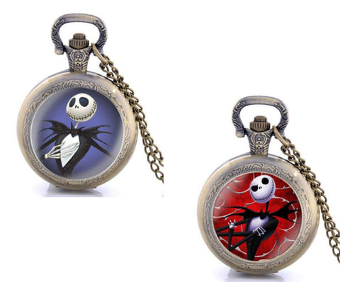 New Style Pocket Watches Necklaces