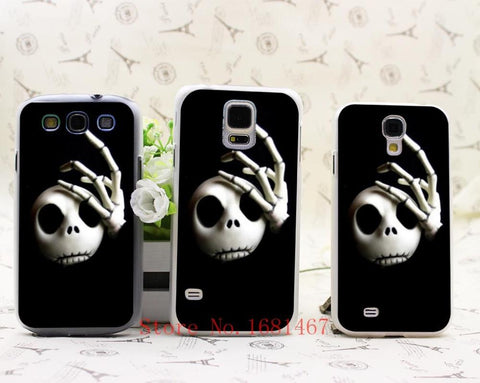 Nightmare Before Christmas Jack Galaxy Case