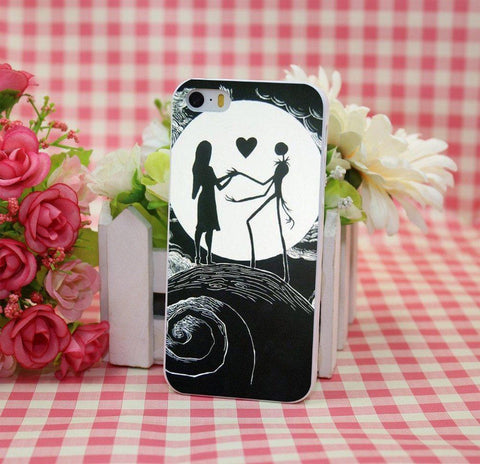 "Nightmare Before Christmas ""Love"" iPhone Case"