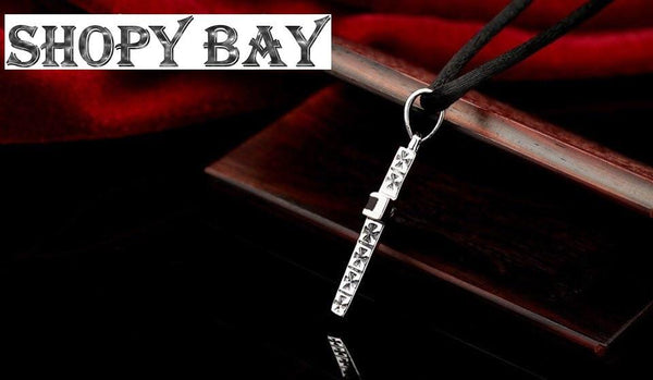925 Sterling Silver classical Cross Pendant - Shopy Bay