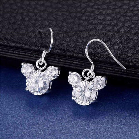 Lovely Mickey Mouse Earrings - Shopy Bay