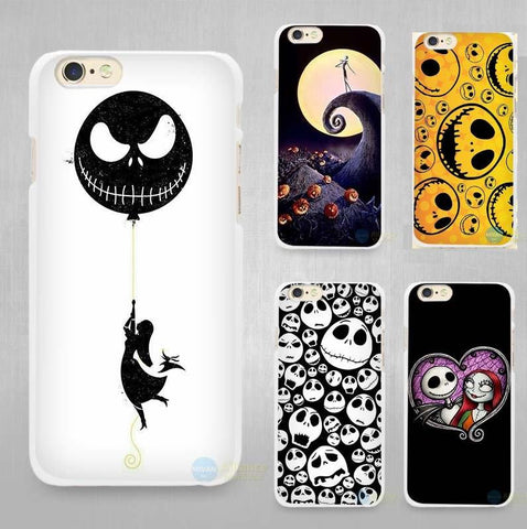 Nightmare Before Christmas Awesome iPhone Case