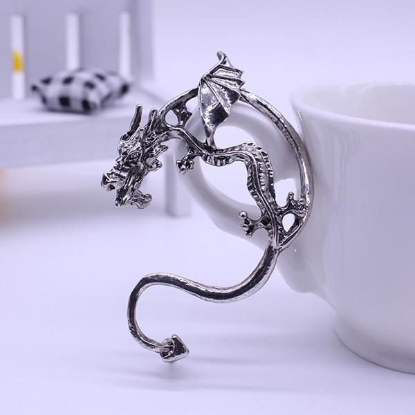 Domineering Dragon Earing  (Unisex) - Shopy Bay