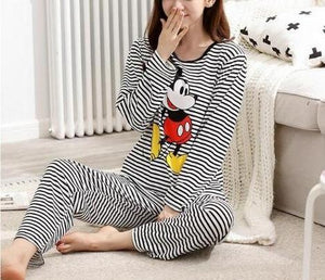 Mickey & Minnie Comfortable Thin Sleep Wear