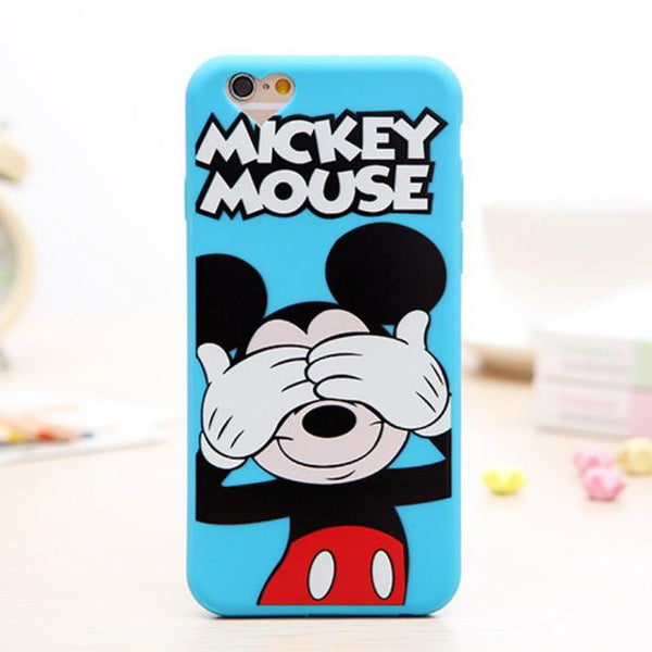 Adorable & Cute Soft iPhone Case