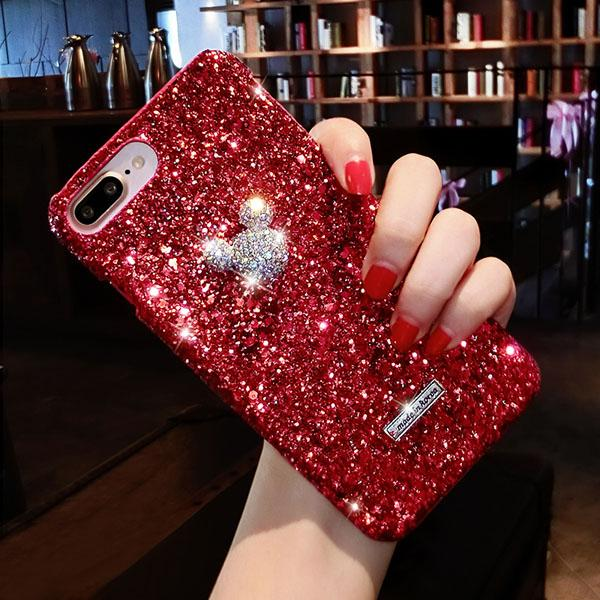 Shinning Shimmering iPhone Case