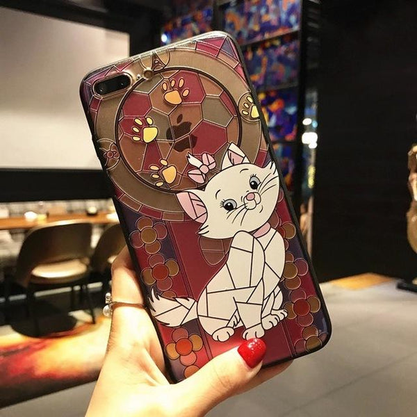 Enchanted Mural Style iPhone Case