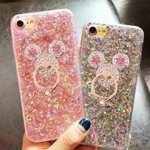Glittery Shinny iPhone Case