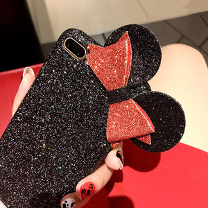Red Bow iPhone Case