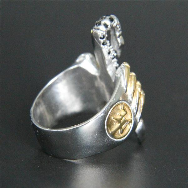 Stinger Scorpion Biker Ring (size 8-13)