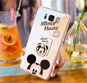 Cartoon Junkie Galaxy Case