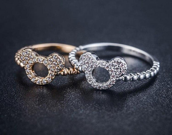 Cute Hollow Ring (size 6-9)