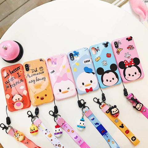 Adorable iPhone Case with Strap