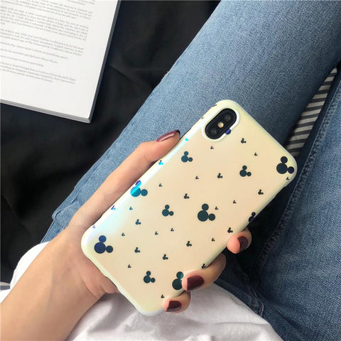 Mild Caramel iPhone Case