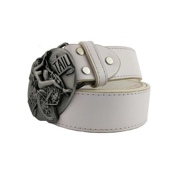 Hard Tail Belt & Buckle