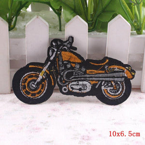 Biker's Motorcycle Patch - Shopy Bay